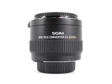 Rent: Sigma 2x EX APO DG Teleconverter, Nikon Fit