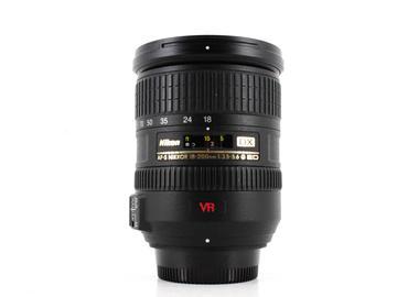 Rent: Nikon AF-S 18-200mm f/3.5-5.6G IF-ED DX VR