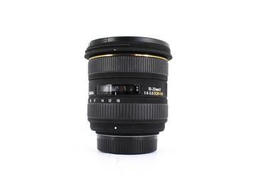 Rent: Sigma 10-20mm f/4-5.6 EX DC HSM, Nikon Fit
