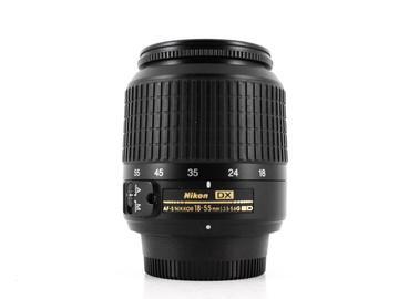 Rent: Nikon AF-S 18-55mm f/3.5-5.6G ED DX