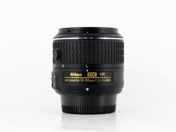 Rent: Nikon AF-S 18-55mm f/3.5-5.6G DX VR