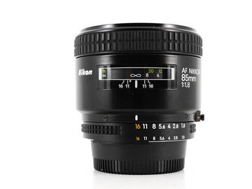 Rent: Nikon AF 85mm f/1.8