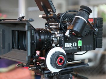 Rent: Red Epic-W + Ronin-MX or Tripod + Light Kit