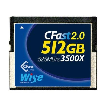 3 x 512GB CFAST 2.0 Kit - (Canon C300 M2, C200, Blackmagic)