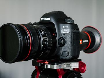 Rent: Canon EOS 5D Mark IV kit