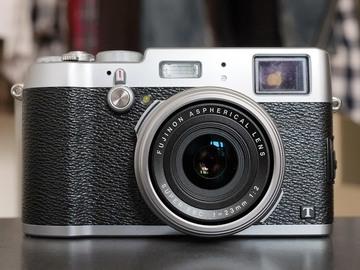 Rent: Fujifilm X100T