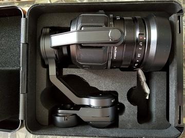 Rent: DJI Zenmuse X5 With Dji MFT 15mm f/1.7 Asph Prime Lens