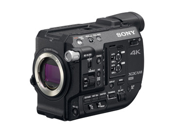 Rent: SONY PXW-FS5 XDCAM SUPER 35 CAMERA (body only)