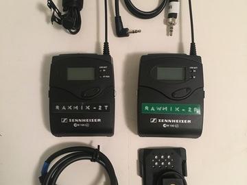 Rent: Sennheiser ew 100 ENG G3 Wireless Kit (Single)