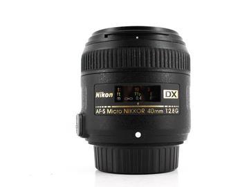 Rent: Nikon AF-S 40mm f/2.8G DX Micro