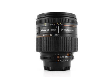 Rent: Nikon AF 24-85mm f/2.8-4D IF-ED