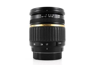 Rent: Tamron SP AF 17-50mm f/2.8 XR Di II LD Aspherical (IF), Nikon Fit