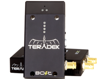 Rent: Teradek Bolt Pro 300 with Single Receiver and Case