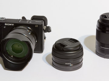 Rent: Sony  Alpha a6500 Mirrorless Digital Camera Kit