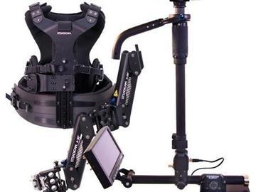 Rent: Steadicam Aero 30 w/ Gold Mount, Steadi-stand, Dock and more