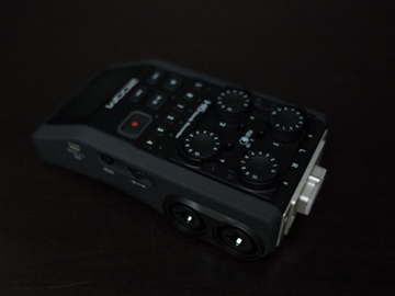 Rent: Zoom H6 Handy Recorder / Microphone System