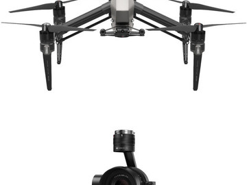 Rent: DJI Inspire 2 X5S (without Prores)