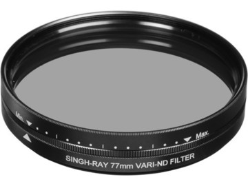 Rent: Singh-Ray Singh-Ray 77mm Variable ND Filter