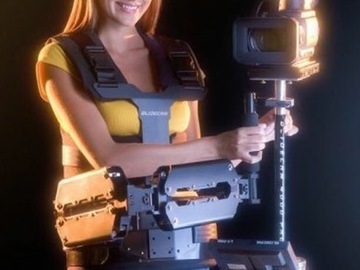 Rent: Glidecam X-10 Vest and Arm with XR 4000 Sled