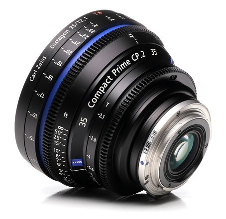 Zeiss Compact Prime CP.2 35mm T2.1