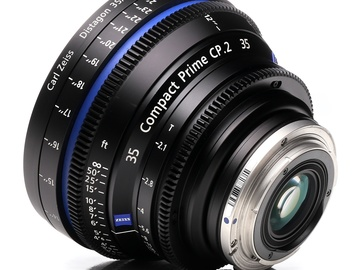 Rent: Zeiss Compact Prime CP.2 35mm T2.1