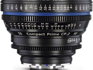Rent: Zeiss Compact Prime CP.2 50mm T2.1