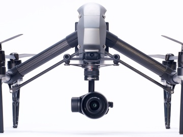 Rent: DJI Inspire 2 Quadcopter
