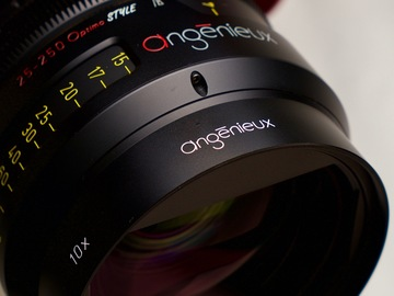 Rent: Angenieux Optimo 25-250mm T3.9 Zoom Lens