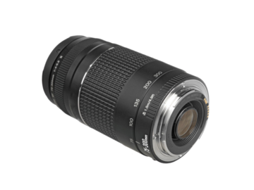 Rent: Canon EF 75-300mm f/4-5.6 III Lens