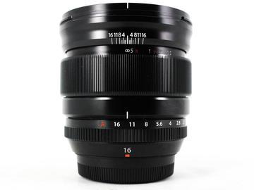 Rent: Fuji XF 16mm f/1.4 R WR