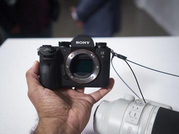 Rent: Sony a9 + Canon EF 24-70 f/2.8 L II (kit)