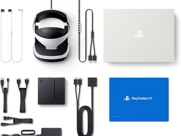 Rent: PlayStation VR Launch Bundle