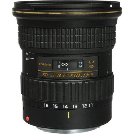 Tokina 11-16mm 2.8 Wide angle zoom