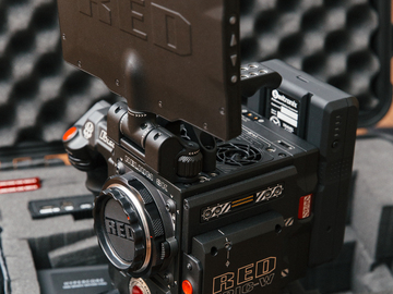 Rent: RED Epic-W Helium 8K S35 Base Package