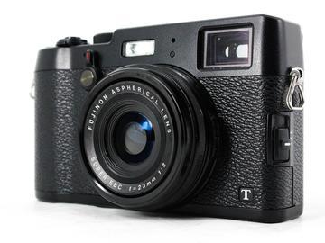 Rent: Fuji X100T (Black)