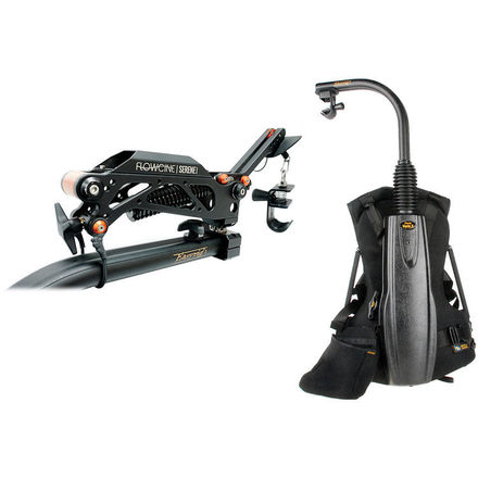 """Easyrig Vario 5 - Gimbal Vest w/ 5"""" Extended Arm and Serene"""