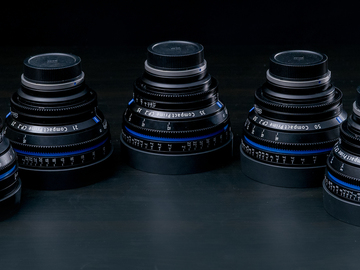 Rent: Zeiss Compact Prime CP.2 Lens Set (15,21,35,50,85) - EF