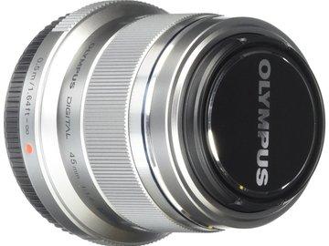 Rent: Olympus M. Zuiko Digital ED 45mm f1.8 m43 m4/3 lens