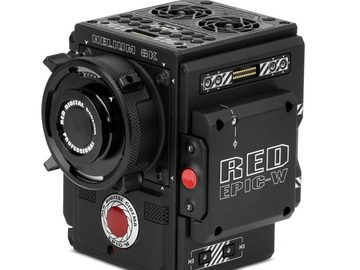 RED Epic-W Helium 8K S35 BASIC PACKAGE