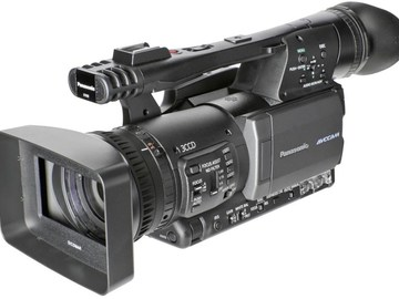 Rent: Panasonic AG-HMC150 Kit