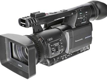 Rent: Panasonic AG-HMC150 Kit