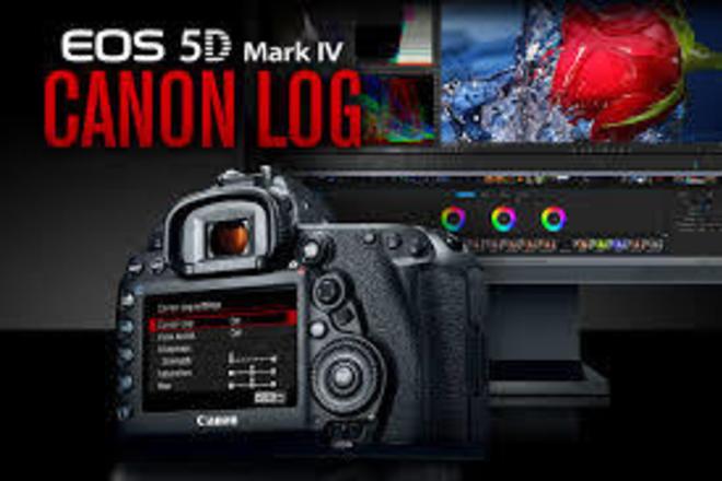 Canon 5D Mark IV w/ Cine Lens!!