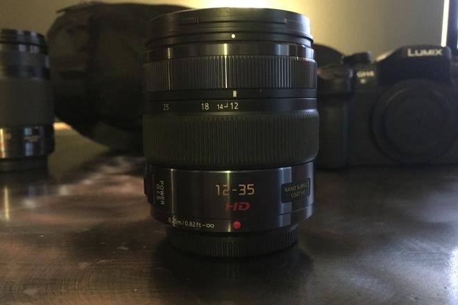 Panasonic 12-35mm f/2.8 II ASPH. POWER O.I.S. Lens