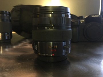 Rent: Panasonic 12-35mm f/2.8 II ASPH. POWER O.I.S. Lens