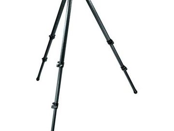 Rent: Manfrotto 504HD Fluid Head and 535K Tripod