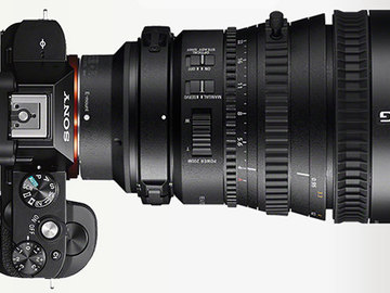 Rent: Sony FE PZ 28-135mm, Sony 10-18mm, Sony Zeiss 16-70mm Lenses