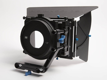 Rent: Redrock Micro MatteBox & Filters Package