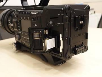 Sony PMW-F5 CineAlta Camera & AXS-R5 RAW 4k