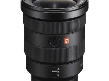 Rent: Sony FE 16-35mm f/2.8 GM