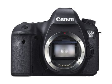 Rent: Canon EOS 6D DSLR Camera 20.2MP Full-Frame w/card and batts